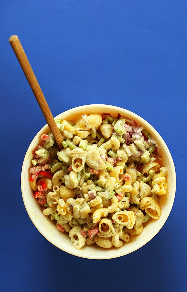 http://minimalistbaker.com/vegan-macaroni-salad/